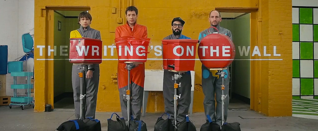 OK Go's New Video Is the Trippiest Thing You'll See All Day