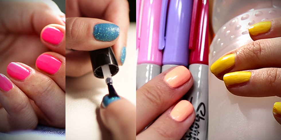 POPSUGAR Shout Out: Snappy Summer Manicures