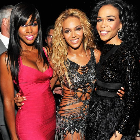 Michelle Williams Say Yes Music Video With Beyonce