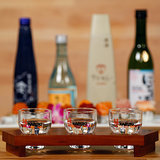 How to Pair Sake With Food