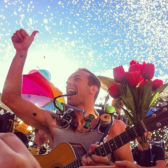 Pictures Videos Coldplay Sky Full of Stars Film Clip Newtown