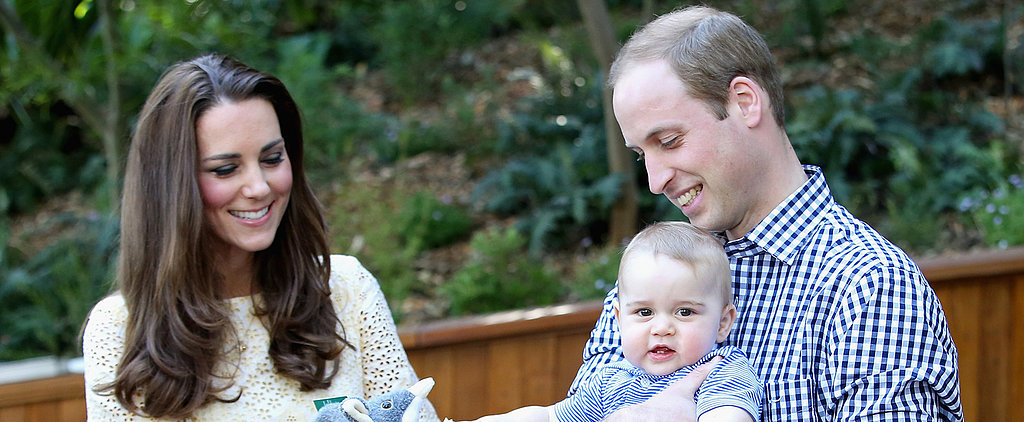 Royal Report: Kate and William Clear Their Schedules For George's Birthday