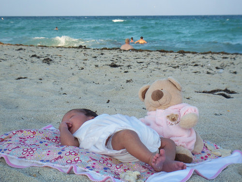 Seaside Sleep Time