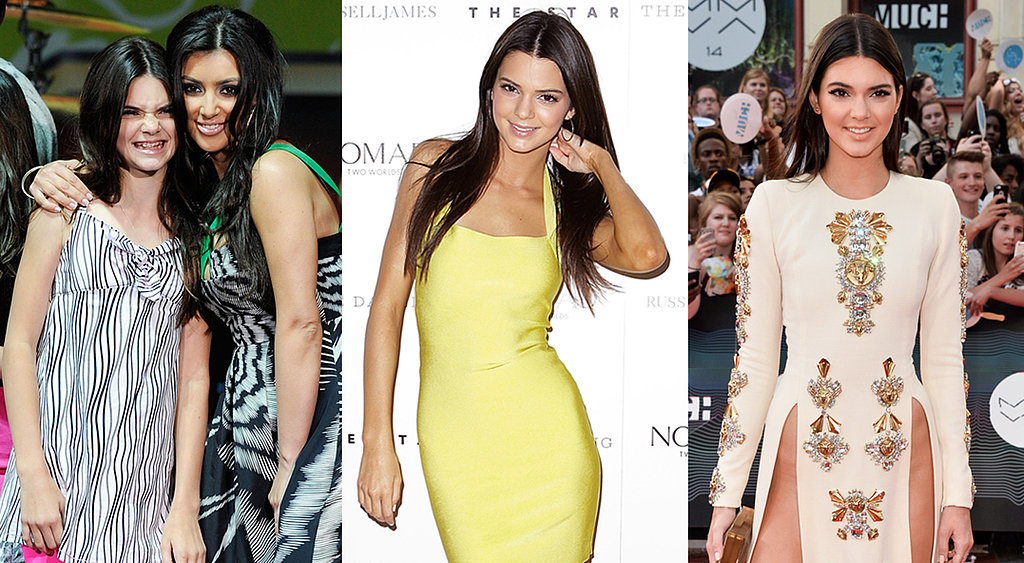 Kendall Jenner Has Grown Up Before Our Eyes