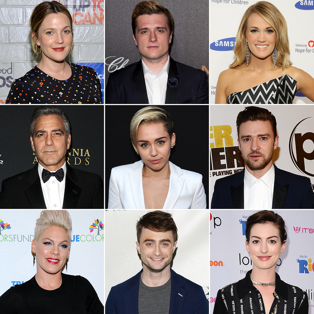 24 Stars Who Support LGBT Rights