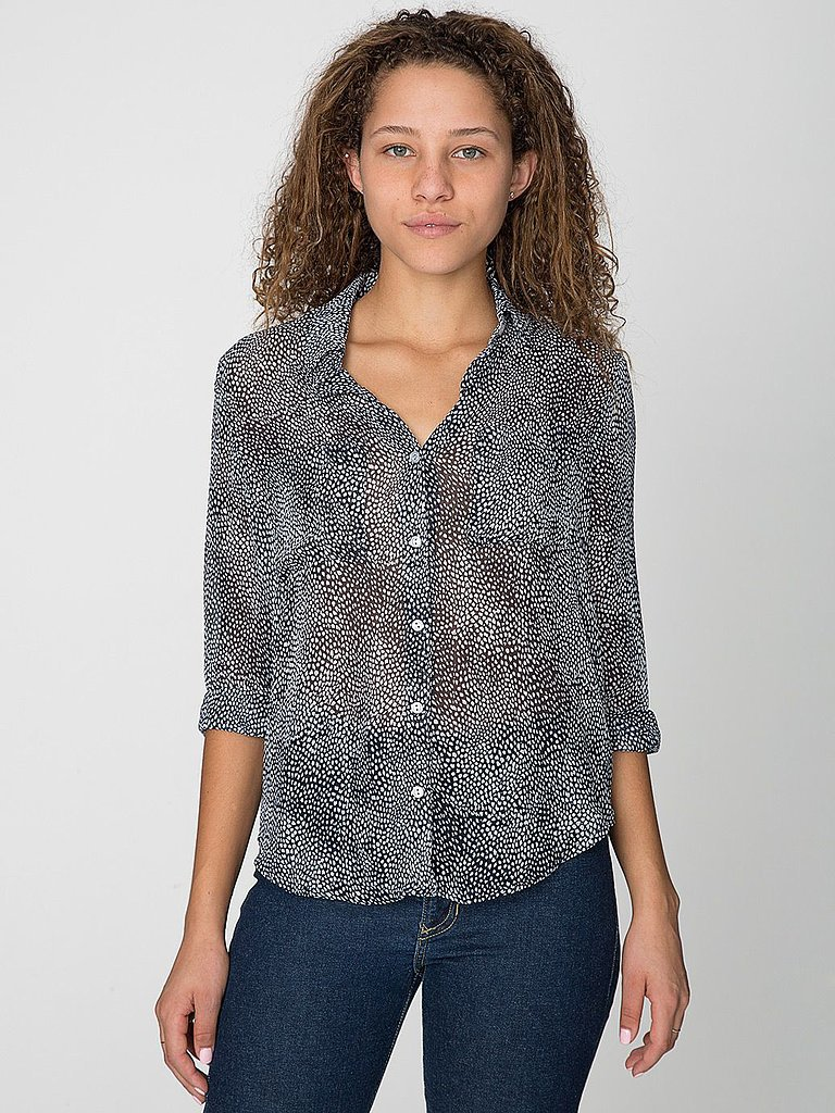 American Apparel Blouse