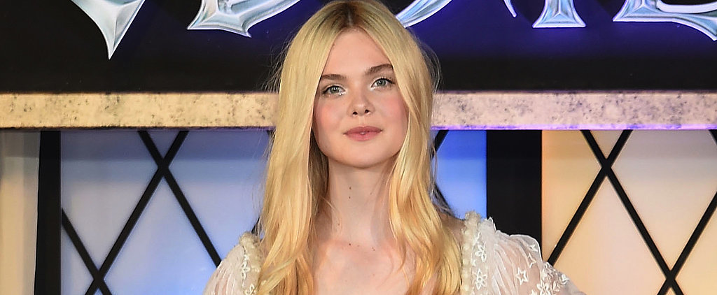 Elle Fanning's Cutest Red Carpet Moments!