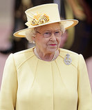 Real Queen Elizabeth II . . . and Her Hat