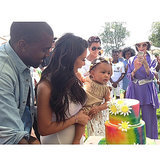 North West's First Birthday Party Kidchella Pictures