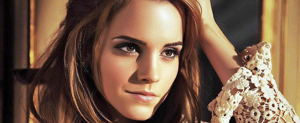 Is Emma Watson the New Meg Ryan?