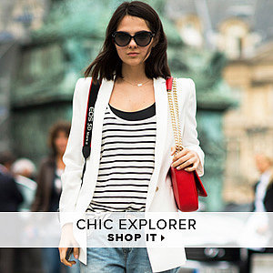 Chic Explorer by Kate Davidson Hudson