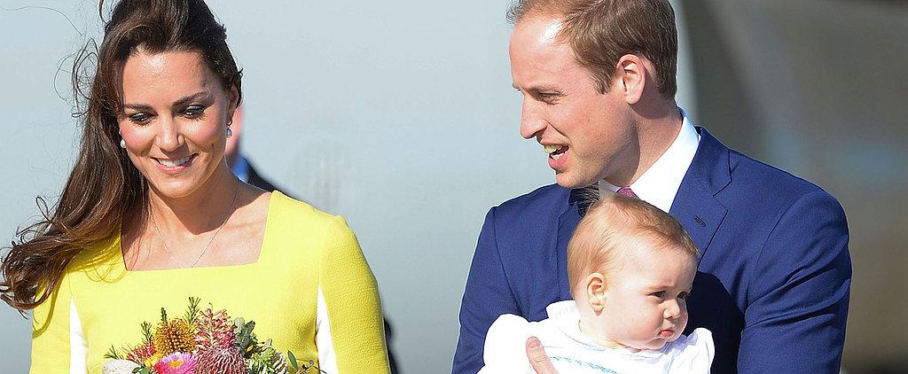 Royal Report: Will Prince William Be a Stay-at-Home Dad?