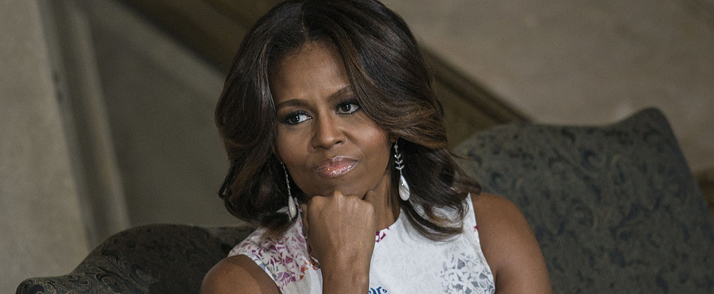 You'll Never Guess Who Michelle Obama Once Brought to a Job Interview