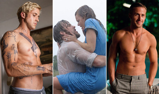 Cry Through These Sexy GIFs of Dad-to-Be Ryan Gosling
