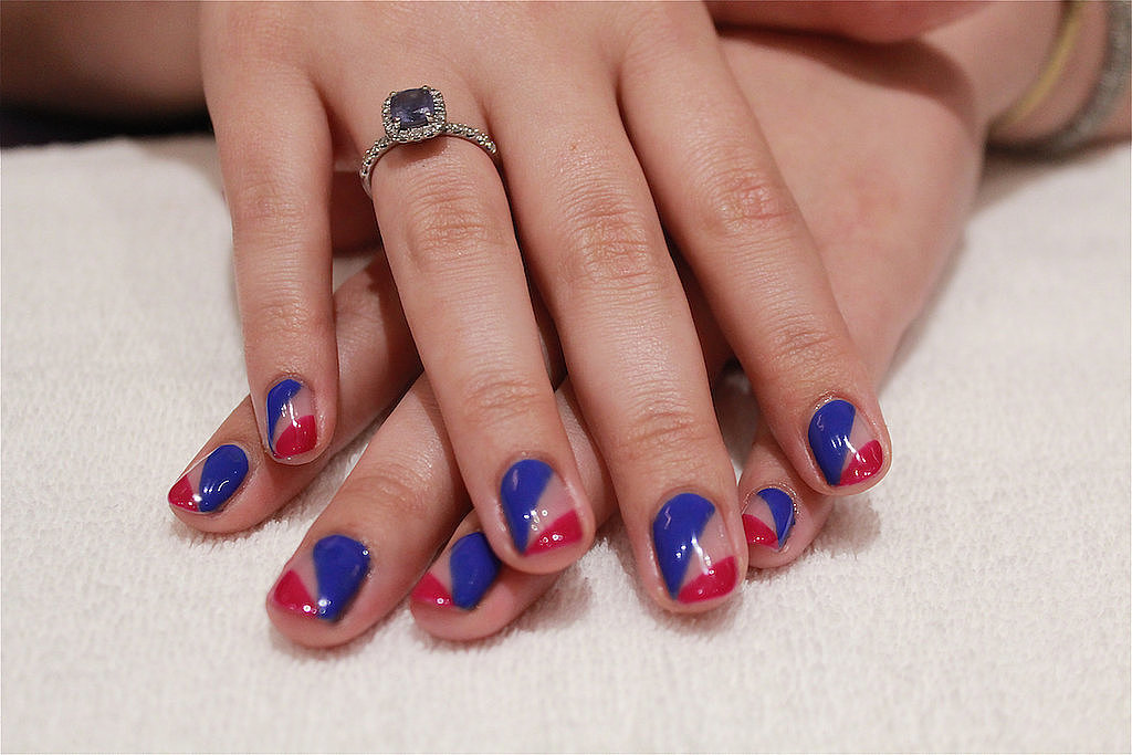 Elegant July 4 Nail Art You Can Do in 4 Easy Steps!