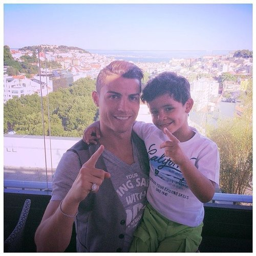 Cristiano Ronaldo — Portugal