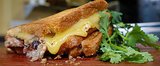 Pulled Pork Grilled Cheese: Need We Say More?