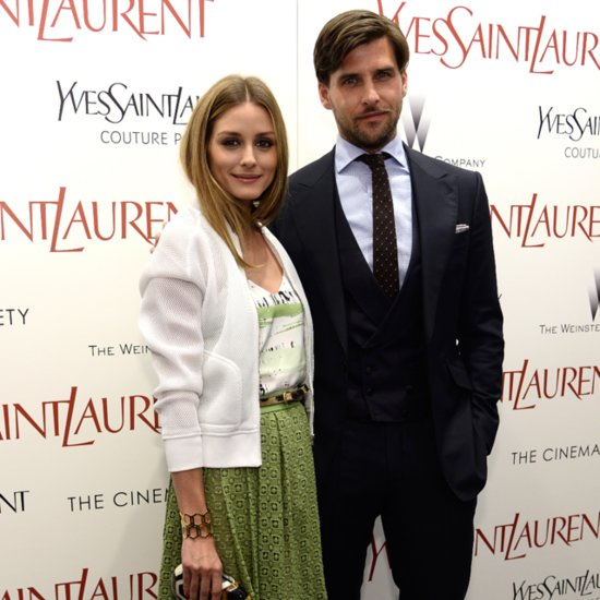 Olivia Palermo and Johannes Huebl Married