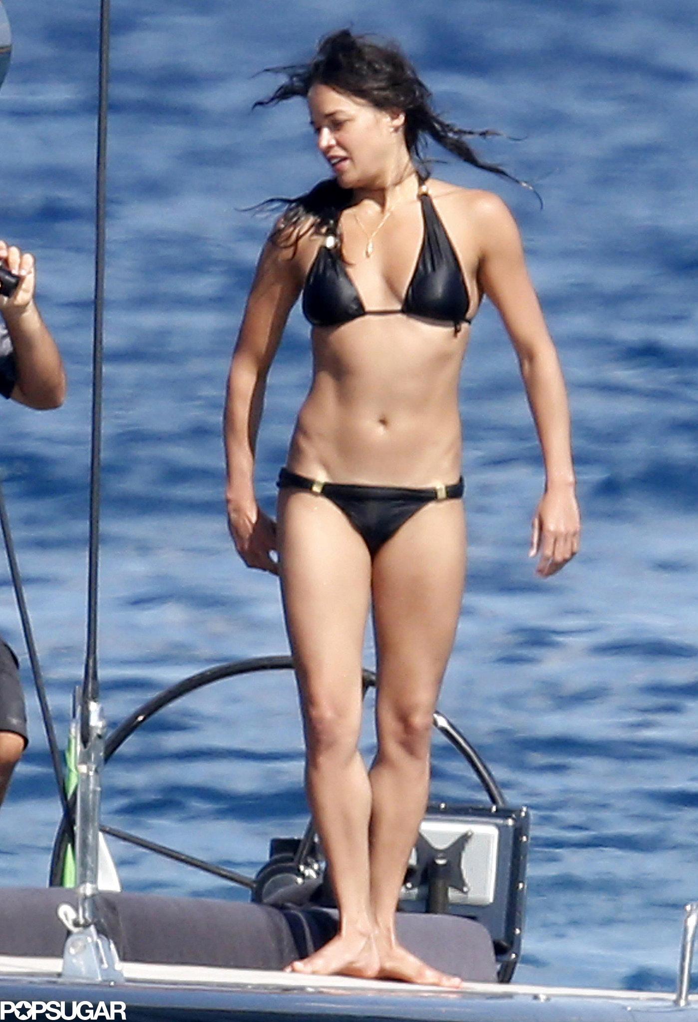 Michelle Rodriguez Bikini Bodies Pic 11 of 35