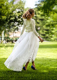 Olivia Palermo Wedding Dress