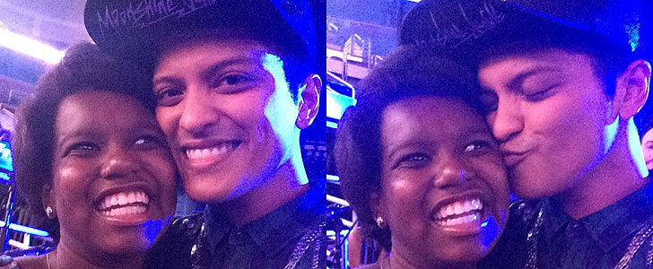 The Story Behind Bruno Mars's Special Serenade Will Tug at Your Heartstrings