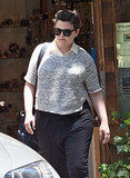 Ginnifer Goodwin Steps Out One Month After Giving Birth