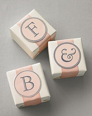 Monogram Labels