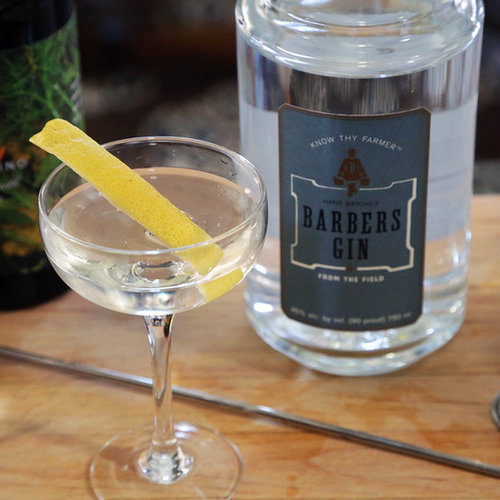 The Third Martini