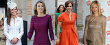 Royal Report: Meet Kate's Competition For Europe's Most Stylish Royal
