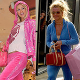 Celebrities Wearing Juicy Couture Tracksuits