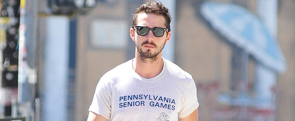 Speed Read: Shia LaBeouf Is Seeking Treatment For Alcohol Addiction