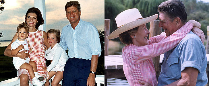 A Look Back at Presidential Getaways
