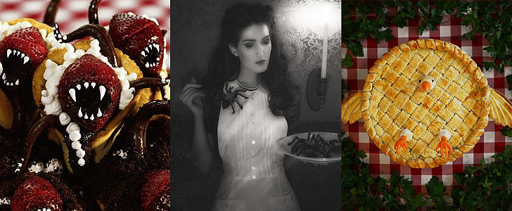 Get Into the Halloween Spirit With the Spookiest Food Styling on Instagram