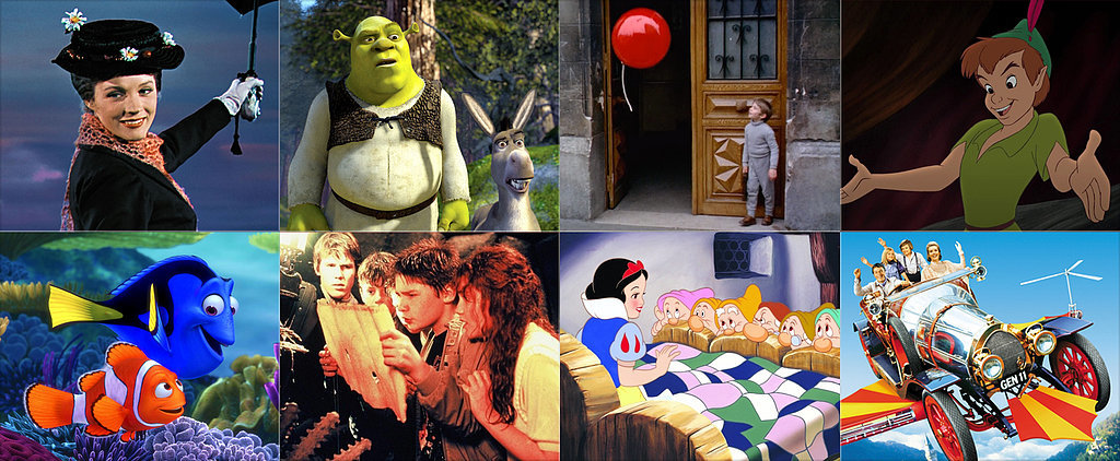 Pass the Popcorn! The 50 Greatest Kids' Movies of All Time