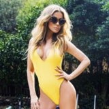 Carmen Electra in Galore Magazine Summer 2014 Pictures