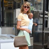 Taylor Swift's Retro-Prep Outfit