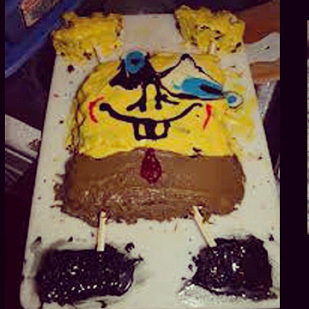 SpongeBob Melty Pants