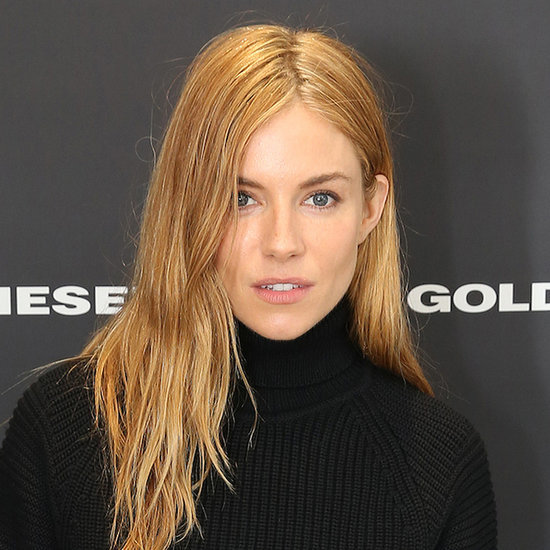 The 35-year old daughter of father Edwin Miller and mother Josephine Miller, 165 cm tall Sienna Miller in 2017 photo