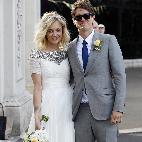 Fearne Cotton Marries Jesse Wood!
