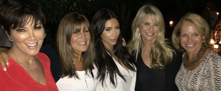 Speed Read: Kim Kardashian and Katie Couric End Their Feud
