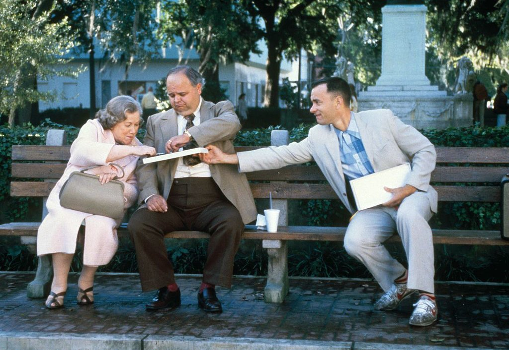 20 Forrest Gump Moments You'll Never Forget