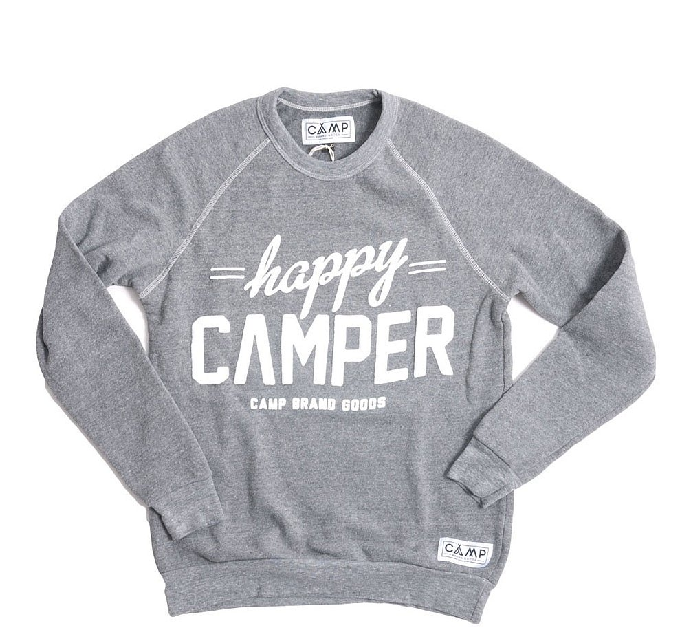 Happy Camper Fleece Cre