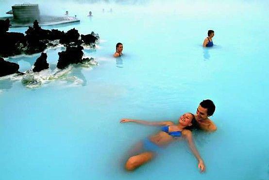 Blue Lagoon (Bláa Lónio), Iceland