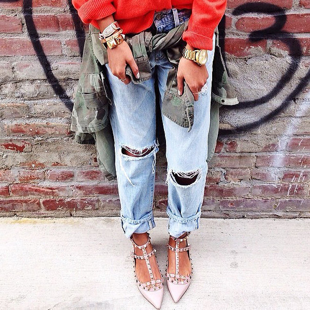 Off the Cuff: 6 Cool-Girl Ways to Cuff Your Jeans