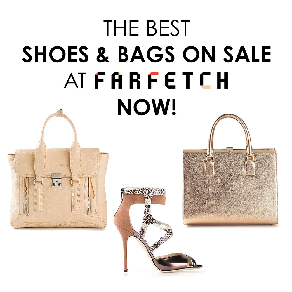 The very best shoes and bags  Jimmy Choo, Alexander Wang & more