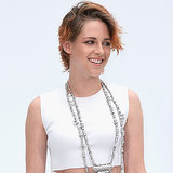 Kristen Stewart at Chanel Show at Paris Fashion Week 2014