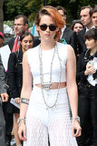 New Details! Kristen Stewart Has a Bright Orange Bob