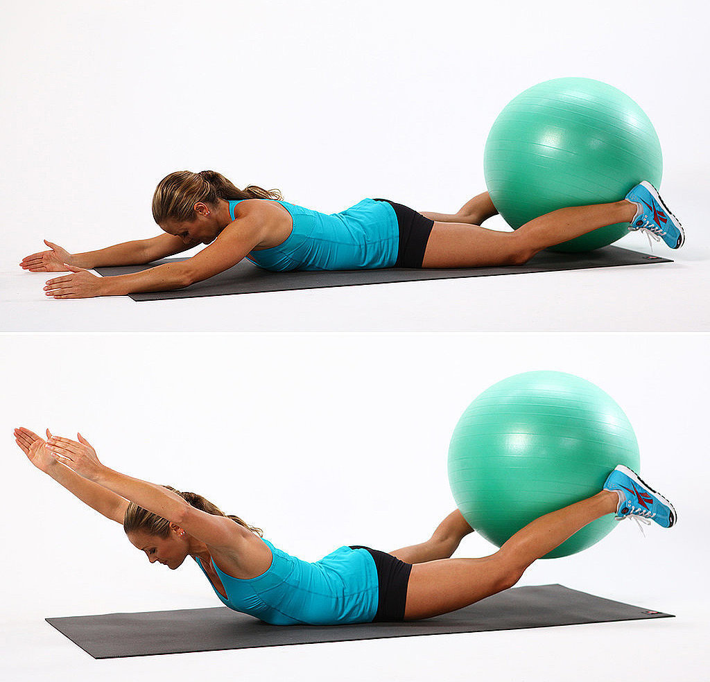 Sara Haley Demonstrates 5 Fantastic Exercises That Are A Must To Add Your Bosu Repertoire Pictures And Instructions Included For Lower Body