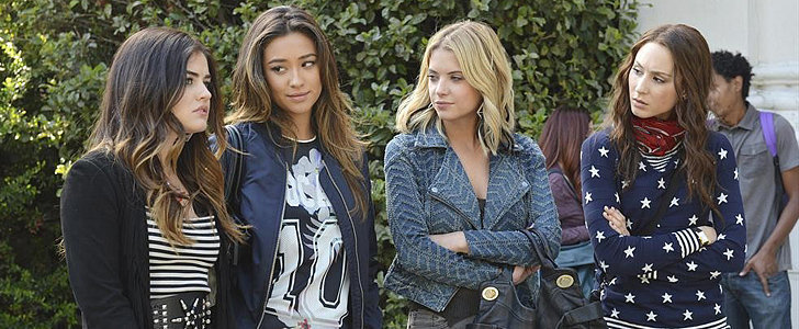 100 Perfect Facial Expressions, Courtesy of Pretty Little Liars