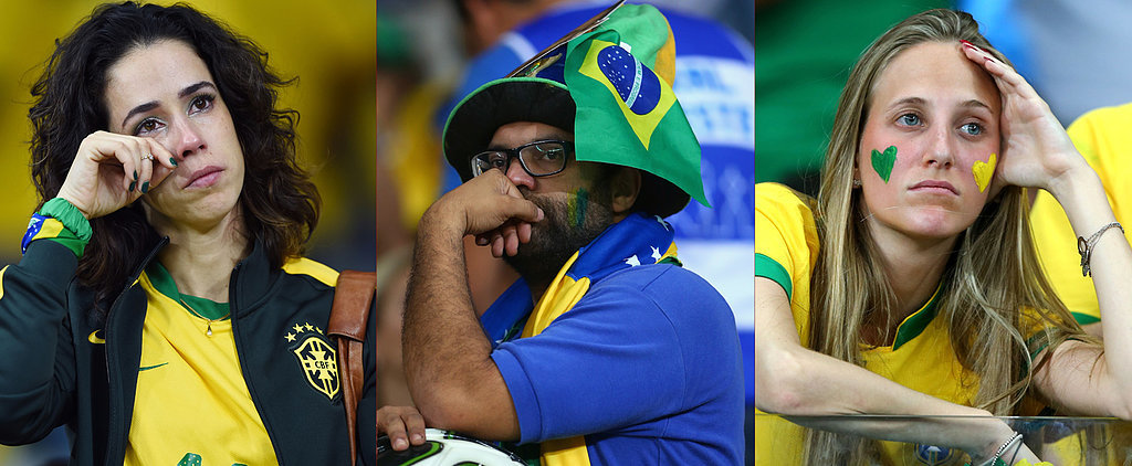 People Who Are Sadder About the Brazil vs. Germany Game Than You Are